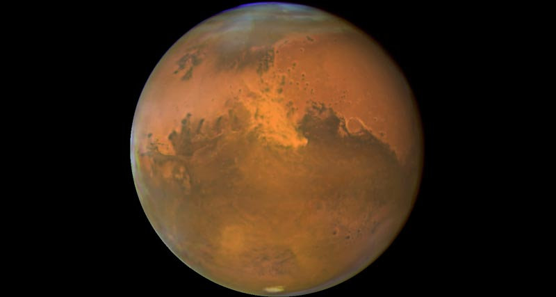 Space Law Needed for The Protection of Martian Resources