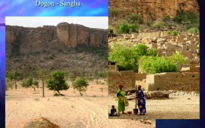 The Dogon in Mali & Cosmic Citizenship