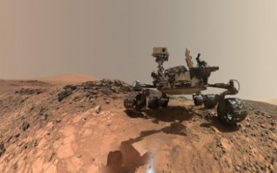Mars Organic Molecules (new findings)