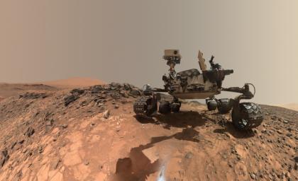 Mars Organic Molecules (new findings)