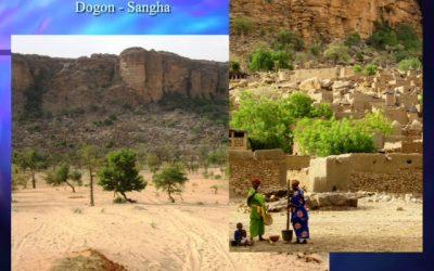 Los Dogon en Malí